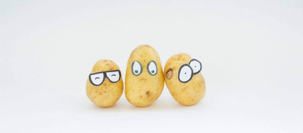 Confused Potatoes